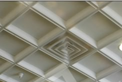 foam gypsum ceiling tile, foam gypsum ceilngs